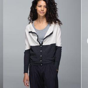 Lululemon After Class Cardigan Size 2
